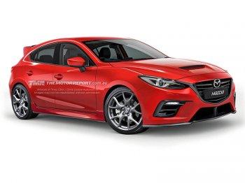 Полный привод для Mazda 3 MPS