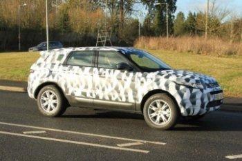 Через три года появится новая версия Range Rover Evoque