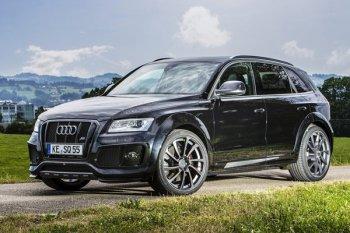 Тюнинг ателье Abt Sportline вплотную займется Audi SQ5