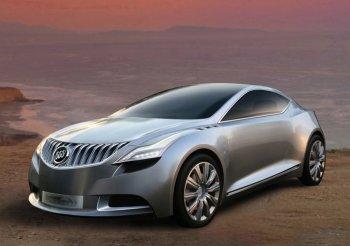 Buick показал новый спорткар Riviera