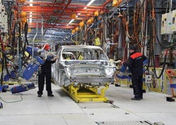 Ford развивает производство в России