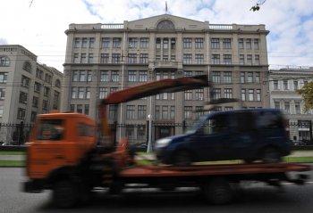 Новые правила эвакуации машин в Москве