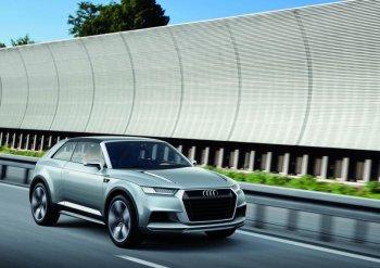 Audi пообещали выпустить три новых автомобиля