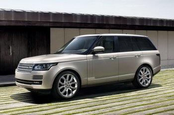 Появилась удлиненная версия Range Rover L