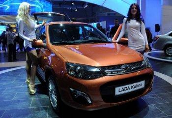 Спортивный вариант Lada Kalina 2 позволит испытать всю мощь и неудержимость