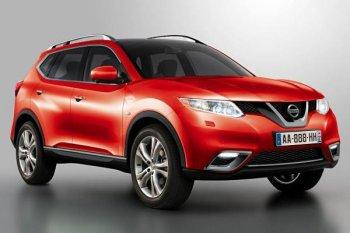 Nissan решил приоткрыть тайну о появлении нового кроссовера Qashqai