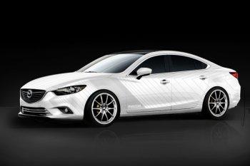 В Лас-Вегасе будут представлены четыре тюнинг-проекта от Mazda