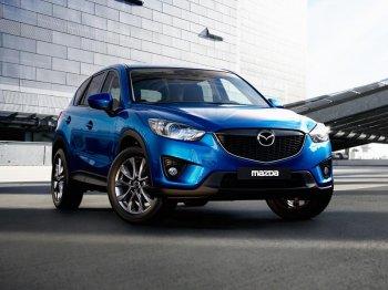 Яркая и стильная Mazda CX 5