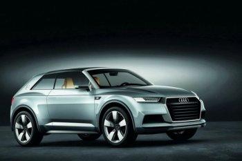 Конкуренты ждут появления на рынке Audi Q1