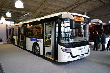 ЛиАЗ выпускает новый автобус
