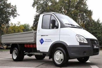 Автопроизводство ГАЗ запустило линию БИЗНЕС CNG