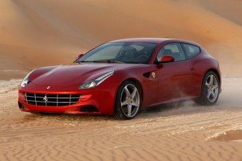 Результаты тестирования Ferrari FF