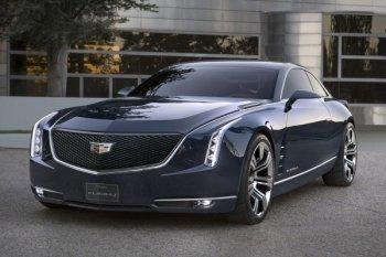 Новый Cadillac Elmiraj из Пэббл Бич