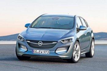 Дебют обновленного Opel Astra запланирован на 2015 год