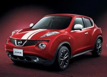 Новый внешний вид в комплектации Nissan Juke 15RX