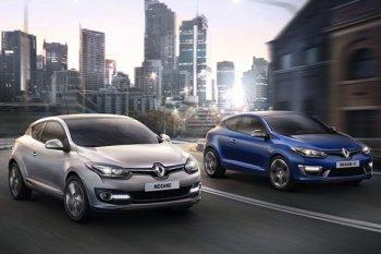 В Москве снова начали выпускать автомобили Renault Megane