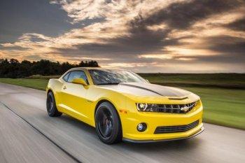 Взлёт цен на обновлённый Chevrolet Camaro