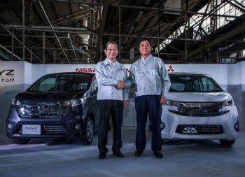 Объединение Mitsubishi с Renault-Nissan стало стартом для создания уникального модельного ряда