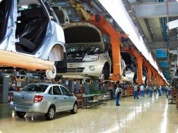 Сборка автомобилей модели Lada Granta и Lada Kalina будет налажена в Казахстане