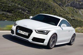 Подробный обзор автомобиля Audi TT