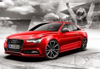 Эксклюзивный и спортивный новый Audi A5 DTM Champion
