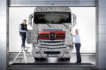 Первый экологичный грузовик