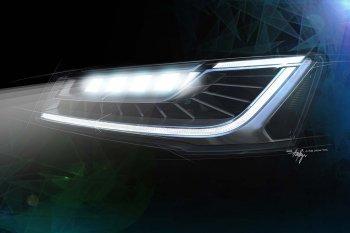 Фары Audi: передовые решения в осветительном дизайне автомобилей