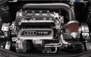 Турбокомпрессор в автомобилях Audi