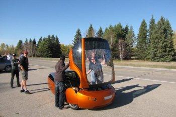 В США появился напечатанный 3D- автомобиль