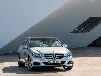 Появились новые подробности об автомобиле Mercedes-Benz E-Class