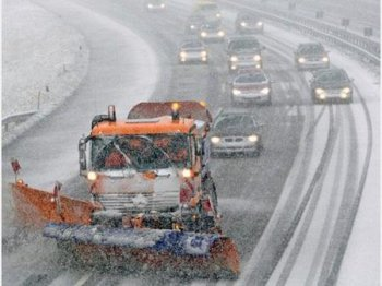 Ближайшая московская неделя: снегопад и пробки