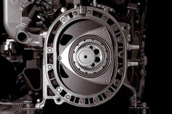 Mazda решила увековечить роторный двигатель в своих будущих новинках
