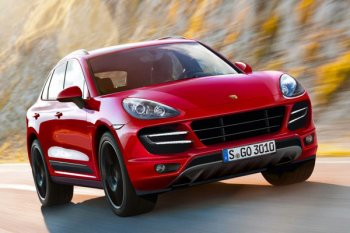 Российский дебют Porsche Macan