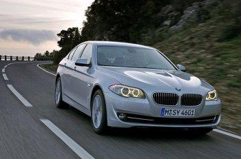 Первая информация об очередном поколении BMW «пятой» серии