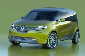 Коммерческое транспортное средство будущего от Renault