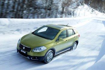 Suzuki SX4: дрожь конкурентов