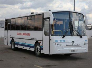 Разработан новый автобус КАВЗ-4238-72