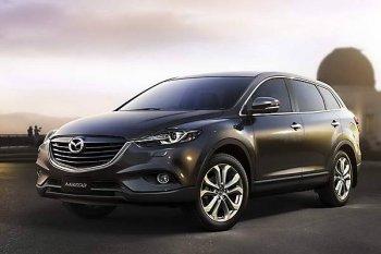 Рестайлинговая Mazda CX 9: не подведет ни в городе, ни на бездорожье