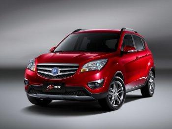 Компания Changan Automobile начинает российские продажи машин