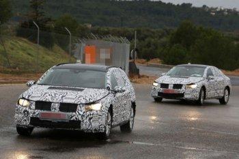 Новый Volkswagen Passat вновь появился в объективах шпионов