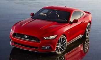 Ford Mustang сможет дымить покрышками при старте