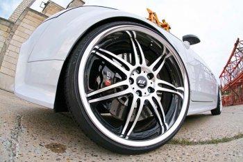 Покупаем шины для Audi TT