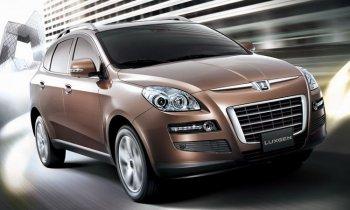Luxgen7 SUV теперь доступнее на 300 тыс. рублей