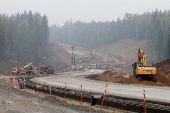 Дороги будут строить быстрее