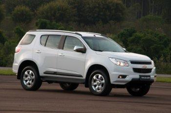 Chevrolet Trailblazer стал дешевле
