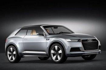 Три новых кроссовера от Audi