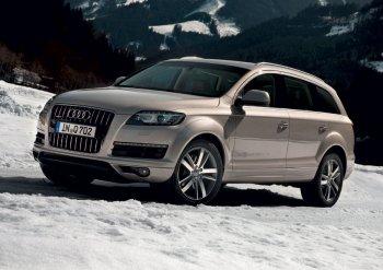 «Переобувка» Audi