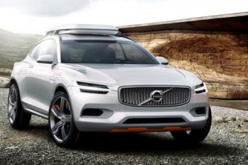 Новый концепт от Volvo