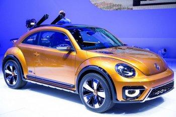 Volkswagen Dune показали в Детройте