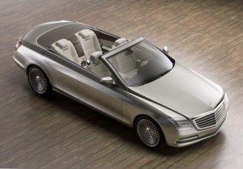 Mercedes-Benz Ocean Drive – концепт-кар 2007 года